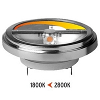 MM05240 , Megaman Led Lamp AR111 G53 12W 350mA 2800K 850lm 24°