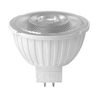 MM05307 , Megaman Led Lamp MR16 GU5,3 8W 2800K 600lm 36°