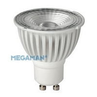 MM07091 , Megaman Led Lamp GU10 HYB 7W 2800K 550lm 24°