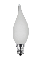 SG-50238 , Segula Led Lamp Candle Windblow  frosted Ambient Dimming