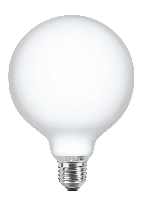 SG-50269 , Segula Led Lamp Globe 125  milky Ambient Dimming