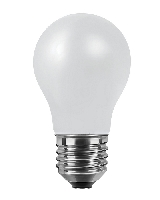 SG-50335 , Segula Led Lamp Bulb  frosted Vintage Line Twisted